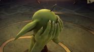 Glumshanks face cover