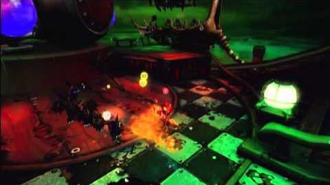 Skylanders Giants - Hot Dog's Soul Gem Preview (See Spot Burn)