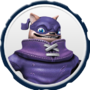 Nightshade Villain Icon
