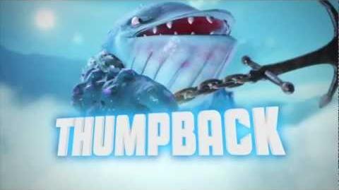 Skylanders Thumpback Official Trailer