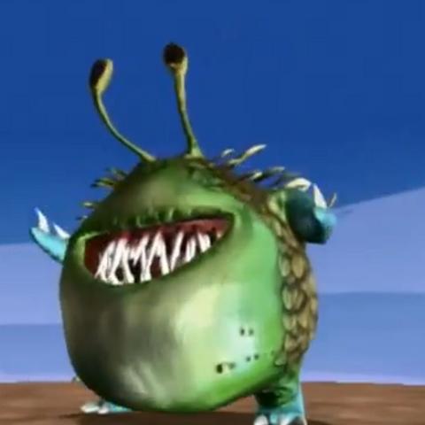 Chompy gigante