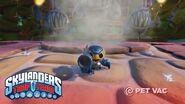 Meet the Skylanders Pet Vac l Skylanders Trap Team l Skylanders