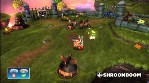 Meet the Skylanders Shroomboom