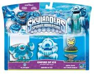 Skylanders Adventure Pack - Empire of Ice
