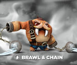 Brawl and Chain Promo
