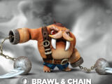 Brawl & Chain (villain)