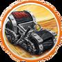 Dark Barrel Blaster Icon