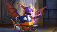 Spyro Selfie
