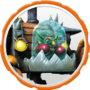 Bruiser Cruiser Villain Icon