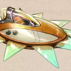 Concepto del diseño final del Sun Runner
