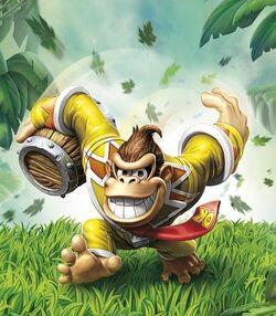 Donkey Kong Promo