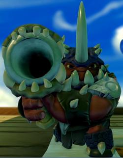 Doomlander Bazucador