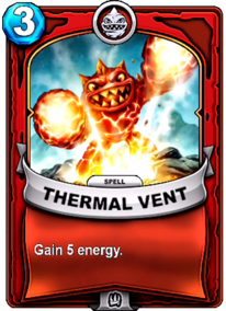 Thermal Ventcard