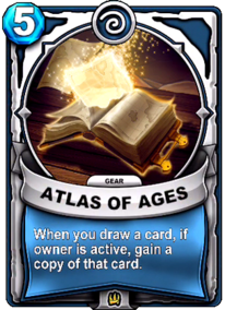 Atlas of Ages - Gearcard