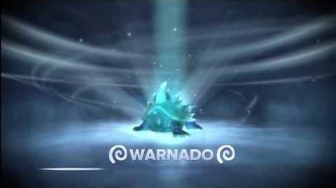 """Meet the Skylanders - LightCore Warnado """"For the Wind!"""" Official Trailer"""