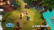 Skylanders Swap Force - Meet The Skylanders - Punk Shock (Amp It Up)