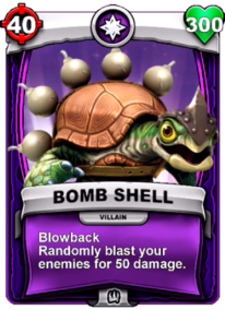 Blowback - Special Abillitycard