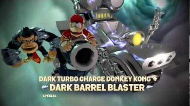 Dark Turbo Charge Donkey Kong