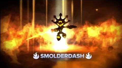 "Meet the Skylanders - Smolderdash ""A Blaze of Glory!"" Official Trailer"