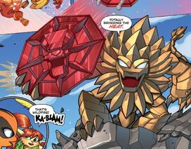 Wildfire comic2