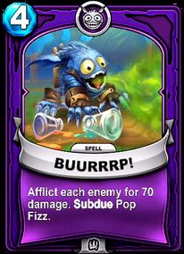 Buurrrp!card