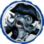 Dark Wash Buckler Icon