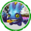 Frosted Food Fight Icon