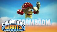 Meet the Skylanders LightCore Shroomboom l Skylanders Giants l Skylanders
