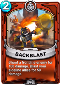 Backblastcard