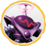 Blaster-Tron Villain Icon
