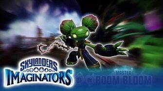 Meet Master Boom Bloom Skylanders Imaginators Skylanders