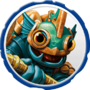 Deep Dive Gill Grunt Icon