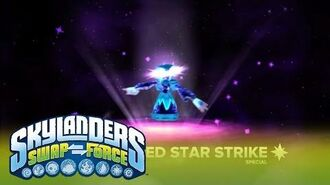 Meet the Skylanders LightCore Enchanted Star Strike l SWAP Force l Skylanders