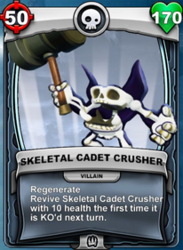 Regenerate - Special Abilitycard
