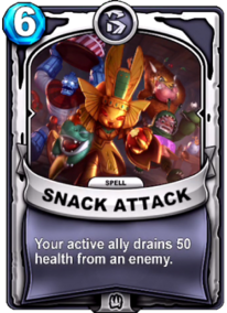 Snack Attackcard