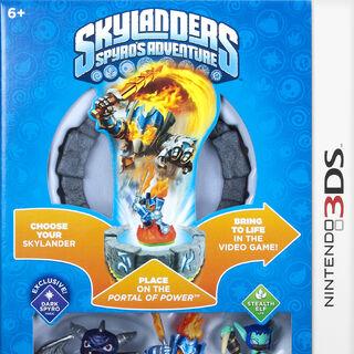 Pack de inicio de la versión 3DS