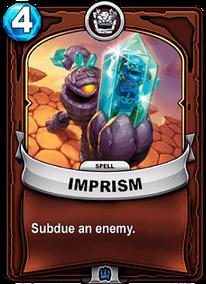 Imprismcard