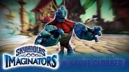 Official Skylanders Imaginators Meet Grave Clobber