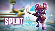 Skylanders SuperChargers - Splat Soul Gem Preview (The Art of War)