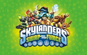 Swap Force-Portada