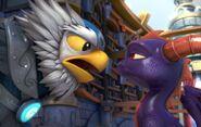 Jet-Vac Spyro Talk