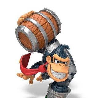 Figura de Dark Turbo Charge Donkey Kong