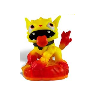 Figura de Molten Hot Dog