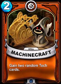 Machinecraftcard