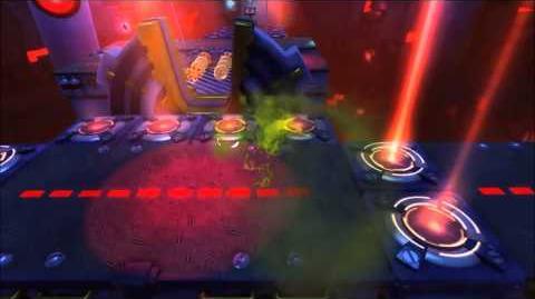 Skylanders Swap Force - Blast Zone Gameplay