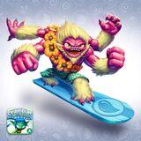 Surfer Slam Bam