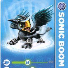Carta de Sonic Boom S2.