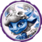 Icono de Power Blue Splat