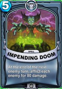 Impending Doomcard