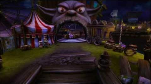 ♪♫ Cutthroat Carnival - Main Theme Skylanders Giants Music